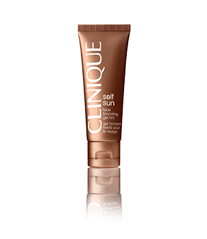 Face Bronzing Gel Tint