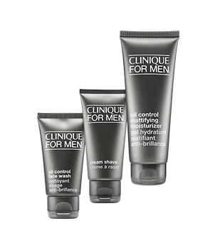 Clinique For Men™ Daily Oil Control Set