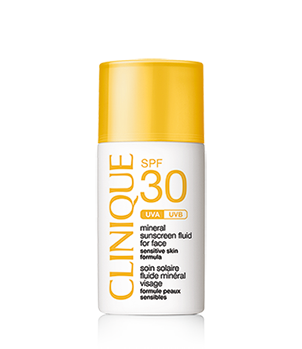 SPF30 Mineral Fluid for Face