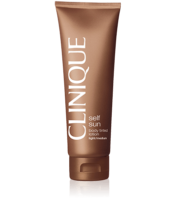 Clinique Self Sun™ Body Tinted Lotion <br>Light - Medium